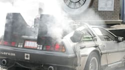 Government Issues DeLorean Recall On 'Back To The Future'