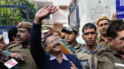 Kejriwal Leads Cycle-Rally To Mark Delhi's 'Car-Free