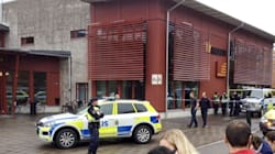 Police Shoot Masked Man After Attack On Swedish School: