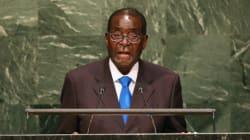 Robert Mugabe Awarded Chinese Peace