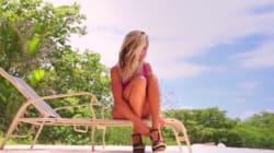 Cette surfeuse française se moque des clichés sexistes sur son