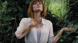 Cette scène de caca de «Jurassic World» a été coupée et c'est bien dommage