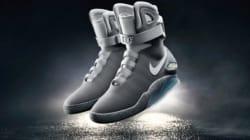 Nike lancera les chaussures de «Retour vers le