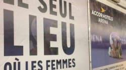 Accusée de sexisme, cette pub va être retirée par la mairie de