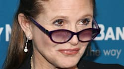 Carrie Fisher Is A Mental Health Warrior