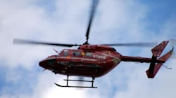 2 Dead After Helicopter Crash In Northern