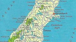 New Zealand To Discuss Changing Names Of Places Named
