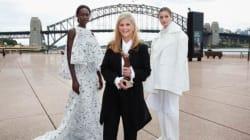 Australian Fashion Celebrated At Prestigious Award