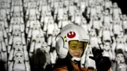 La folie «Star Wars» s'empare de la Grande Muraille