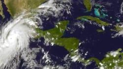 Paura in Messico per l'arrivo dell'uragano