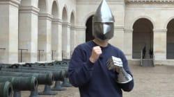On a tenté de devenir chevalier pour les 600 ans de la bataille