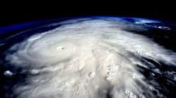 Hurricane Patricia Hits