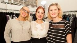 Styles de soirée: magasinage et style à la Grande Braderie de Mode Québécoise