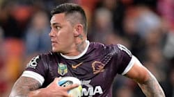 NRL Player Daniel Vidot To Tackle