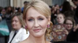 J.K Rowling Confirms Harry Potter