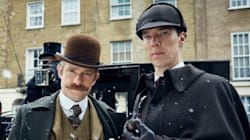 The Boys Are Back At 221B: Sherlock Christmas Special Preview