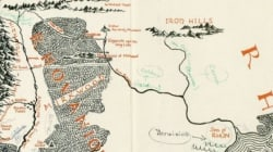 One Map To Rule Them All: Rare Tolkien Artefact
