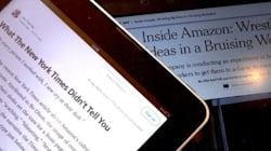 アマゾンとニューヨーク・タイムズが、記事の信憑性めぐりブログ上で論争する