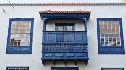 Balcones y corredores tradicionales