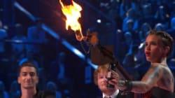 Ruby Rose a volé la vedette aux MTV EMA, à coup de