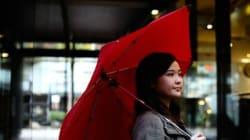 Ce parapluie ne se casse pas au bout de deux