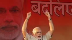 Modi's Communal-Caste Campaign In Bihar Raises