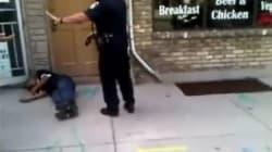 WATCH: Cop Shoot Teen In Head With Taser In London,