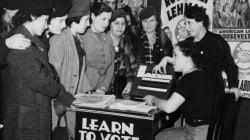 As 'Suffragettes' de verdade ainda estão por