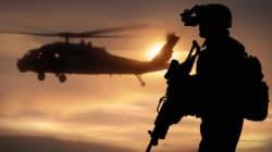 Les militaires américains disposent de puissants moyens autour de la