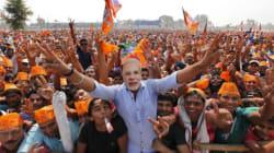 2015: A Rewind In Rhyme For Modi