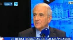Jean-Pierre Elkabbach lance le débat des régionales en trollant