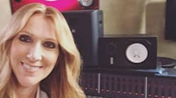 Céline Dion s'est inscrite sur Instagram
