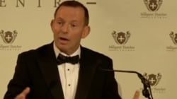 'Catastrophic Error': Abbott Tells Europe It Is In Peril From Refugee