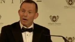 Some Bible Verses Tony Abbott Forgot About Regarding