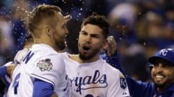 Les Royals gagnent le premier match face aux Mets en 14 manches