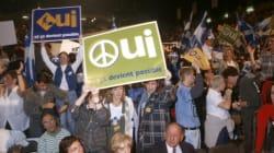 Il y a 20 ans, le Québec se divisait en deux sur la souveraineté
