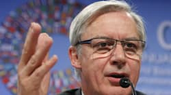 Bank Of France Governor Calls French Banks 'Very