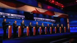 Trump et Carson face à leurs rivaux des primaires républicaines