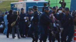 辺野古埋め立て、国が本体工事に着手 翁長雄志・沖縄知事「強権極まれり」(画像)