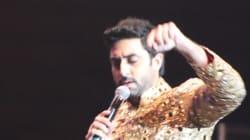 Abhishek Bachchan Showed Us How Celebs Should Tackle Internet