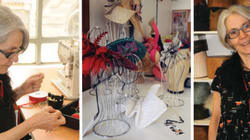 Spring Racing Is A Milliner's Time To