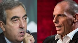 Gasparri contro Varoufakis: