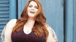 Tess Holliday relance le débat sur l'utilisation du terme «taille