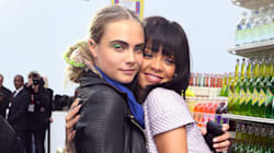 Cara And RiRi Are Hitting The Big
