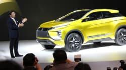 Mitsubishi présente un VUS électrique