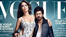 Shah Rukh Khan Smoulders On The Cover Of Vogue