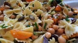 Une fantastique salade-repas
