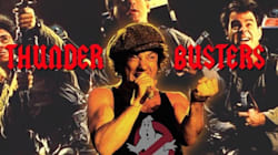 Mashup Of 'Ghostbusters' and ACDC Creates An Epic Halloween