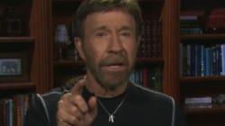 Finale de rugby: Chuck Norris a décidé du
