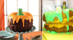 Halloween inspire (un peu trop) les cuisiniers du